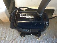 marine return pump