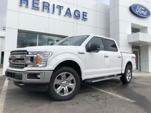 2018 Ford F-150 XLTTRAILER TOW PACKAGE ! REVERSE SENSING SYSTEM