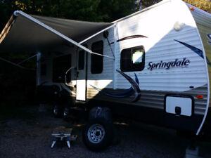 2013 Springdale trailer for sale