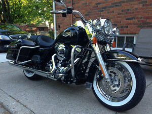 2016 road king brand new only 170 km