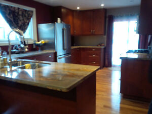 Furnished Updated 3 Bedroom House for Rent in Bowmanville
