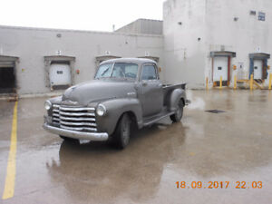 1949 Chevrolet Pick up 3100 Stepside