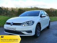 2017 Volkswagen Golf SE TSI BLUEMOTION TECHNOLOGY HATCHBACK Petrol Manual