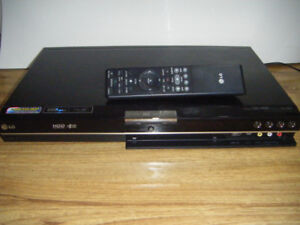 LG-Super-Multi-250GB-HDD-DVD-Recorder/Player Truro Area