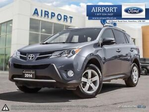 2014 Toyota RAV4 Limited AWD with only 63,313 kms