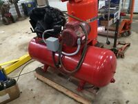 DeVilbiss 5hp air compressor