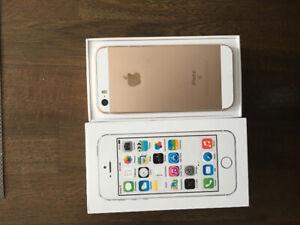 Iphone 5SE Gold