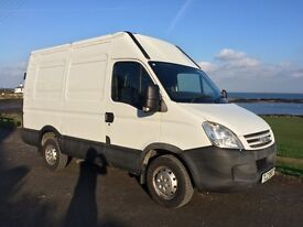 2007 Iveco Daily 112k miles, long psv