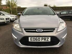 2010 Ford Mondeo Hatch 5Dr 2.0TDCi 140 Titanium 6Spd Diesel silver Manual