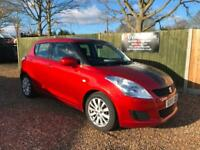 2013 Suzuki Swift 1.2 SZ3 Full Suzuki Service History 12 Stamps Absolute Value