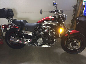 2005 yamaha VMAX limited numbered aniversary edition 1457/2000