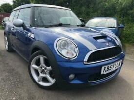 2009 Mini Hatch 16 Cooper Red Black Roof Low Mileage Bluetooth S