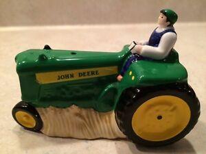 John Deere Salt & Pepper Shakers Prince George British Columbia image 3
