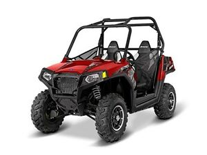 2016 Polaris RZR 570 EPS Trail Sunset Red