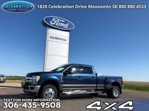 2017 Ford F-350 Super Duty Lariat  Powerstoke Dually!