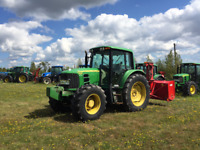 FARM TRACTOR OPERATOR  for snow removal