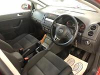 2010 Volkswagen Golf Plus 1.6TDI BlueMotion Tech SE -FSH - New MOT -105000 Miles