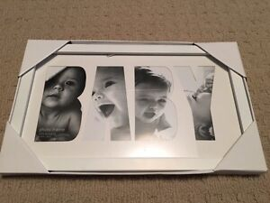 Brand New in Box! Baby Picture Frame