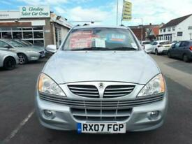 image for 2007 Ssangyong Kyron 2.0 Diesel SE Auto From £3,195 + Retail Package 4x4 Diesel