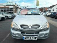 2007 Ssangyong Kyron 2.0 Diesel SE Auto From £3,195 + Retail Package 4x4 Diesel