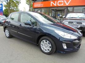 2010 PEUGEOT 308 1.6 HDi 90 S 5dr