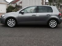 Volkswagen Golf GT Tdi with DSG and Sat Nav