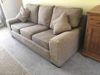 Excellent condition 3 seater sofa