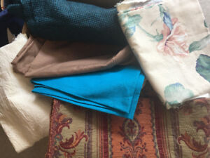 FREE Fabric Lengths Great for Crafts - Enough Remnants to Sew