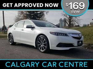 2015 Acura TLX $169B/W TEXT US FOR EASY FINANCING! 587-500-0471