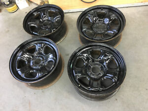 """Rim 5x115 police 18"""" dodge charger"""