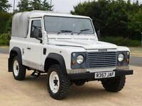 Land Rover Defender 90 HT TDI