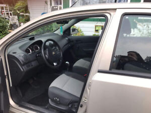 Very low milage great condition chevy aveo !