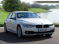 2018 BMW 3 Series 2.0 330e 7.6kWh SE Auto (s/s) 4dr Saloon Petrol Plug-in Hybrid