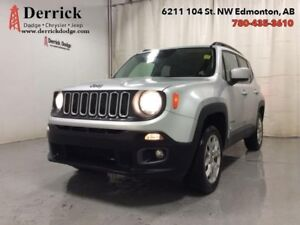 2016 Jeep Renegade   Used 4WD Latitude Htd Frnt Seats /Steering