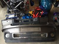 Front & Rear Bumpers - 2013 GMC 2500