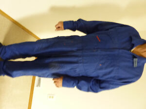 Used Nomex Coveralls