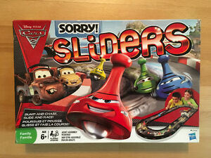 Sorry! Sliders Disney Cars 2 (6 ans +)