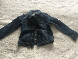 Girls / Kids Tommy Hilfiger Jean Jacket