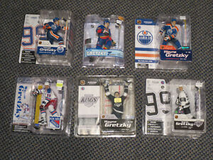 McFarlane Figurines NHL - Including my Gretzky set Kitchener / Waterloo Kitchener Area image 5