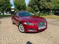 2013 Jaguar XF 2.2d [200] Premium Luxury 4dr Auto SALOON Diesel Automatic