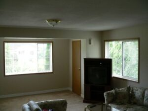 Kelowna bright spacious 1 bdrm furnished suite