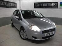 2007 Fiat GRANDE PUNTO DYNAMIC 8V Manual Hatchback