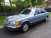 1987 Mercedes-Benz 300-Series Berline