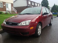 2006 Ford Focus Berline