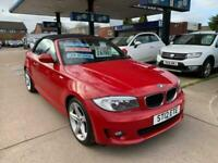 2012 BMW 1 Series 2.0 118i Sport 2dr Convertible Petrol Manual