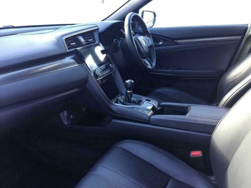 2017 Honda CIVIC HATCHBACK 1.0 VTEC Turbo EX 5dr Hatchback Petrol Manual