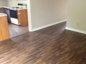 Two level upper suit with 4 bedrooms and 2.5 bathrooms,
