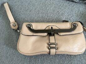 Mischa Barton clutch bag
