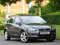 Ford Focus 1.8 125 2008 Zetec Climate..1 LADY OWNER + 9 FORD SERVICE STAMPS