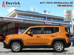 2016 Jeep Renegade   Demo 4WD North 75th Anniv Pkg Keyless N'Go
